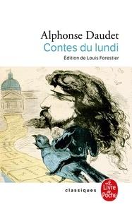 Alphonse Daudet - Contes du lundi.
