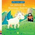 Christel Desmoinaux et Alphonse Daudet - La chèvre de Monsieur Seguin.