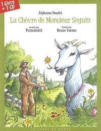 Alphonse Daudet - La Chèvre de Monsieur Seguin. 1 CD audio