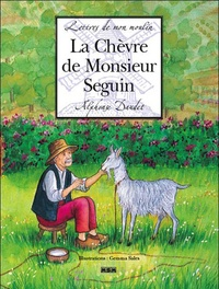 Alphonse Daudet et Gemma Sales - La chèvre de Monsieur Seguin.
