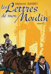 Alphonse Daudet et  Mittéï - .