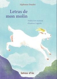 Alphonse Daudet et André Lagarde - Letras de mon molin.