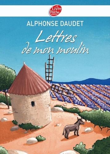 Lettres de mon moulin - Alphonse Daudet - Format ePub - 9782013230919 - 4,49 €