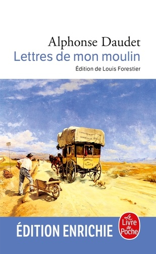 Lettres de mon moulin - Alphonse Daudet - Format ePub - 9782253159360 - 2,49 €