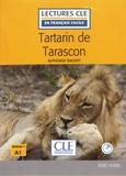 Alphonse Daudet - Tartarin de Tarascon. 1 CD audio