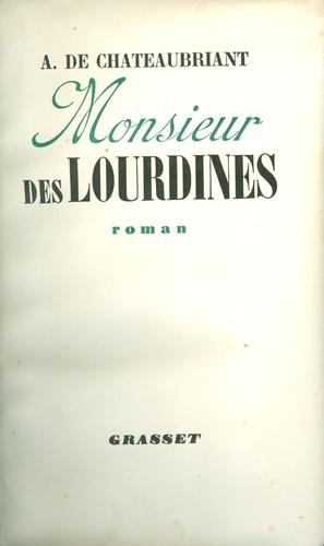 Monsieur de Lourdines