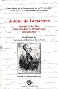 Alphonse de Lamartine et Christian Croisille - .