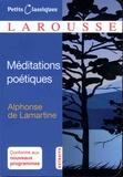 Alphonse de Lamartine - Méditations poétiques - 1820, extraits.