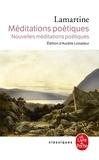 Alphonse de Lamartine - Méditations poétiques - Nouvelles Méditations poétiques.