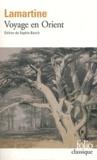 Alphonse de Lamartine - Souvenirs, impressions, pensées et paysages, pendant Un voyage en Orient (1832-1833), ou Notes d'un voyageur.