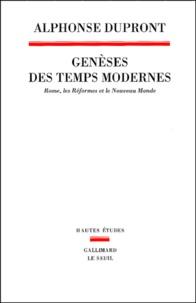 Histoiresdenlire.be Genèses des Temps modernes - Rome, les Réformes et le Nouveau Monde Image