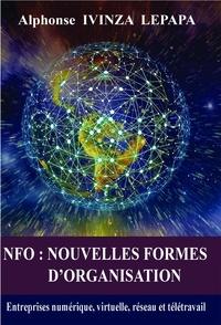 Deedr.fr NFO, Nouvelles Formes d'Organisation - Entreprises numérique, virtuelle, réseau et télétravail Image