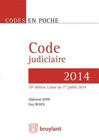 Code judiciaire 2014.pdf