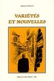 Alphonse Piffault - Variétés et nouvelles.