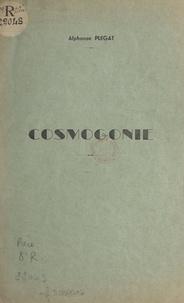 Alphonse Plégat - Cosmogonie.