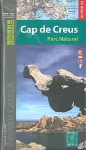 Alpina - Cap de Creus parc natural - 1/25 000.