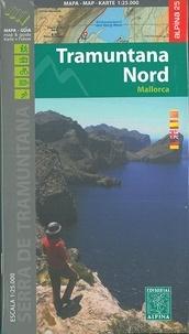 Alpina - Mallorca-Tramuntana Nord - 1/25 000.