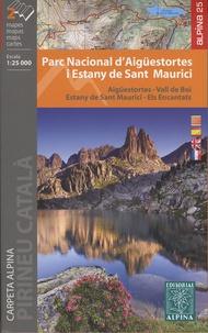 Alpina - Parc Nacional d'Aigüestortes i Estany de Sant Maurici - 1/25 000.
