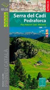 Checkpointfrance.fr Serra del Cadi, Pedraforca - Parc Natural Cadi-Moixero - 1/25 000 Image