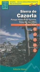 Sierra de Cazorla - Espagnol-anglais.pdf