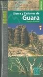 Alpina - Sierra y Canones de Guara, parque natural - 1/40 000.