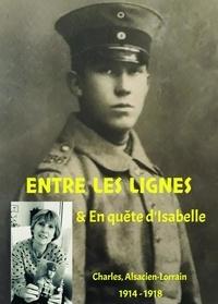 Alsacien-lorrain nadine Charles - Entre les lignes & en quete d'isabelle.