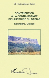 Contribution à la connaissance de lhistoire du Badiar - Koundara, Guinée.pdf