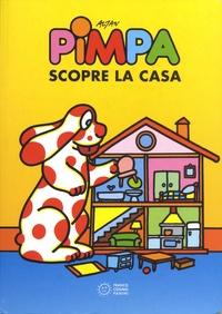 Altan - Pimpa scopre la casa.