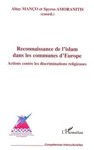 Accentsonline.fr Reconnaissance de l'islam dans les communes d'Europe - Actions contre les discriminations religieuses Image