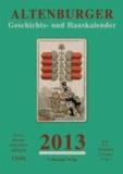 Altenburger Geschichts- und Hauskalender 2013.