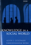 Alvin I. Goldman - Knowledge in a social world.