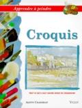 Alwin Crawshaw - Croquis.