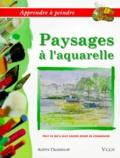 Alwin Crawshaw - Paysages à l'aquarelle.