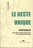 Alwin Nikolais - Le geste unique et textes choisis.