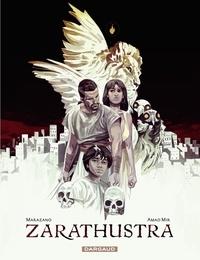 Amad Mir et Richard Marazano - Zarathustra - tome 1 - Zarathustra.