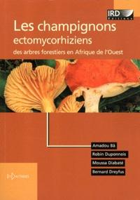 Amadou Bâ et Robin Duponnois - Les champignons ectomycorhiziens des arbres forestiers en Afrique de l'Ouest.