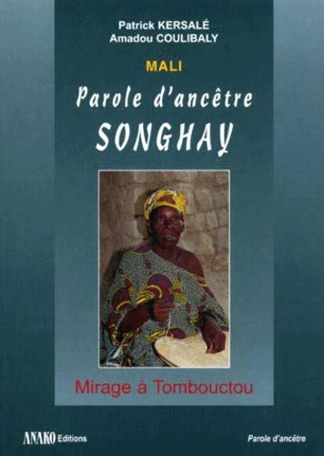Amadou Coulibaly et Patrick Kersalé - .