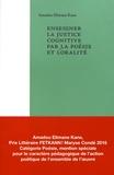 Amadou Elimane Kane - Enseigner la justice cognitive par la poésie et l'oralité - Visions poétiques du monde.