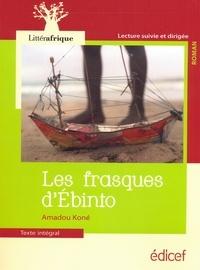 Amadou Koné - Les frasques d'ebinto litterafrique.