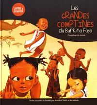 Amadou Sanfo - Les grandes comptines du Burkina Faso - Comptines du monde. 1 CD audio