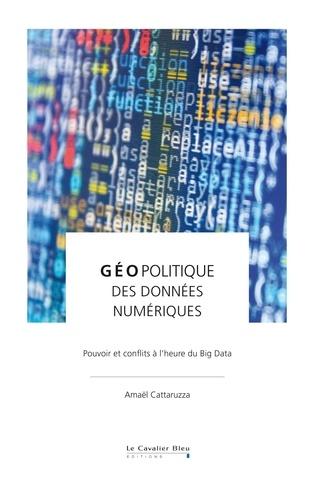 Amaël Cattaruzza - Géopolitique des données - Pouvoir et conflits à l'heure du Big Data.