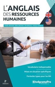 Amaël Meignan et Rémi Crestani - L'anglais des ressources humaines.