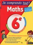 Amaïa Flous et Fanny Moncaubeig - Maths 6e.