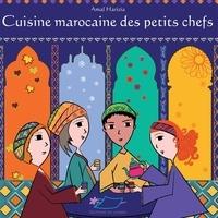 Amal Harizia - Cuisine marocaine des petits chefs.
