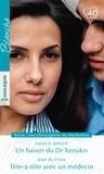 Amalie Berlin et Amy Ruttan - Un baiser du Dr Xenakis - Tête-à-tête avec un médecin.