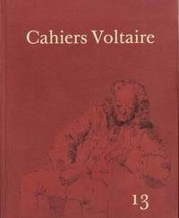 Ulla Kölving - Cahiers Voltaire N° 13 : .