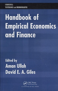 Histoiresdenlire.be Handbook of Empirical Economics and Finance Image