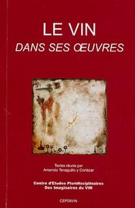 Goodtastepolice.fr Le vin dans ses oeuvres Image