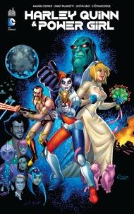 Amanda Conner - Harley Quinn & Power Girl.