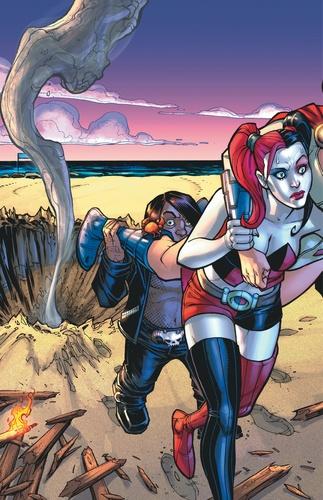 Harley Quinn Tome 2 Folle à lier